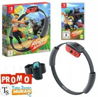 Ringfit Adventure Nintendo Switch - Ring fit Adventure Switch