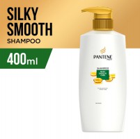 Pantene Shampoo Smooth and Silky 400ml