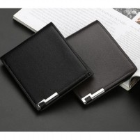 BA07 Dompet Pria Baellerry Simply Style Men Wallets