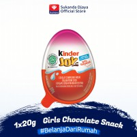 Kinder Joy Girls Chocolate Snack 20 g