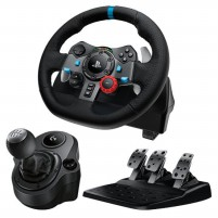 LOGITECH G29 Driving Force Racing Wheel PC - LOGITECH G29 PS4 - PS3 - standar