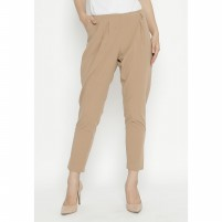 Mobile Power Ladies Hareem Long Pants - Brown OK30032
