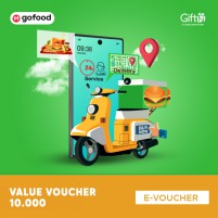 Go Food Value Voucher 10k