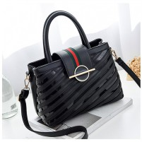 Purnama Tas Fashion Wanita Import New Model Two One Color Tas Wanita