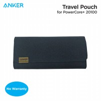 Casing Anker Premium Travel Pouch for PowerCore+ 20100 A7098 Brown