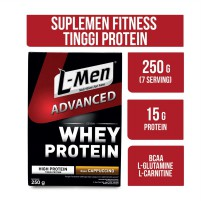 L-MEN Hi Protein Whey Advanced (Cappucino, 250gr)