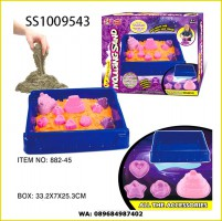 PLAY SAND MAGIC SAND DUS 882-44 - MAINAN PASIR AJAIB KINETIK PLAYSAND