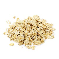 Natural Rolled Oats 500 Gr