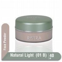 RISTRA FACE POWDER NATURAL LIGHT (01B) CASE 40 G