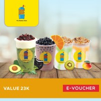 Hop Hop - Voucher Value 23.000