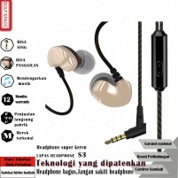LAPAS sports headphone S3