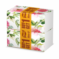 Plenty Facial Tissue Premium [3 Ply/180 Sheet] - Buy 1 Get 1 |