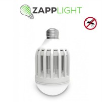 ZAPP LIGHT WITH INSECT KILLER - LAMPU DAN PERANGKAP SERANGGA