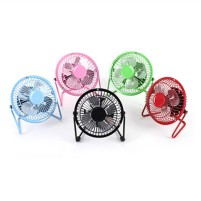 USB Mini Fan Kipas Angin Kecil Kabel Tancap Laptop / PC Komputer Unik SJ0019