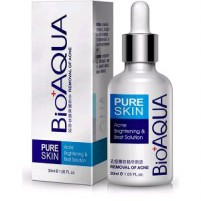 Bioaqua Serum Wajah Anti Acne 30ml Treatment Essence Oil Acne Scar