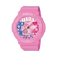 Jam Tangan Wanita Sport Casio Baby-G Original World Time BGA-131-4B3