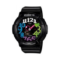 Jam Tangan Wanita Sport Casio Baby-G Original World Time BGA-131-1B2