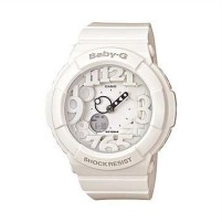 Jam Tangan Wanita Sport Casio Baby-G Original World Time BGA-130-7B