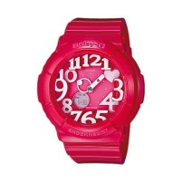 Jam Tangan Wanita Sport Casio Baby-G Original World Time BGA-130-4B