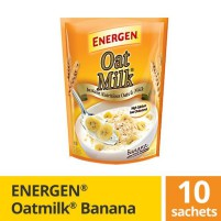 Energen Oatmilk Mix Banana Bag 10 Sachet @24 Gr