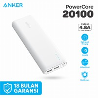 PowerBank Anker PowerCore 20100mAh A1271