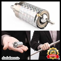 Tongkat Sulap Appearing Metal Cane Magic Trick 120cm MAI-118