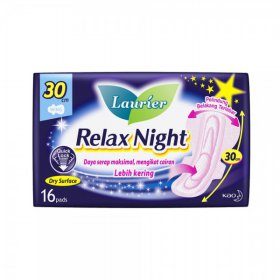 Laurier Relax Night Wing 30 16s