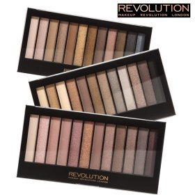 Makeup Revolution Iconic Palette With 3 Type of Makeup Pallete