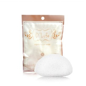 Olife Konjac Face Sponge - Natural / KSHB01