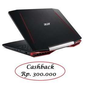 Acer VX5-591G - Intel Core™ i7-7700HQ/15.6