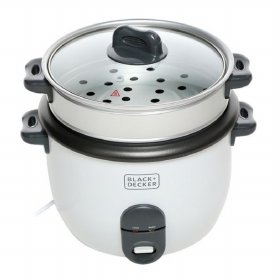 Black+Decker 1.8L Automatic Rice Cooker RC1860-B1
