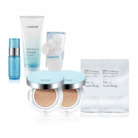 [LANEIGE] Gift Set Fresh & Clear with BB Cushion Pore #21/#23