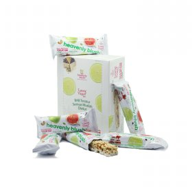 Heavenly Blush Tummy Yogurt Bar Lime 6 Pcs @25gr