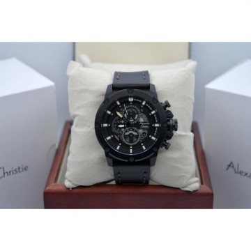 Alexandre Christie AC 6416MC Full Black Original