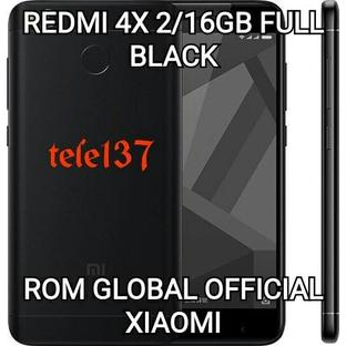 XIAOMI REDMI 4x RAM 2GB INTERNAL 16GB - GARANSI DISTRIBUTOR