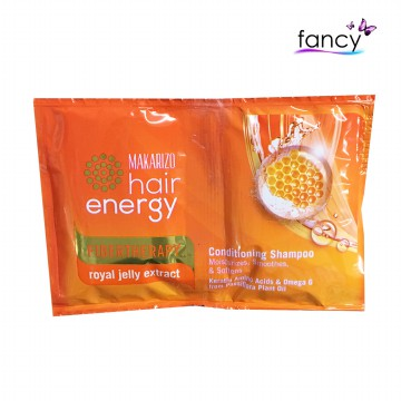 MAKARIZO HAIR ENERGY SHAMPO SACHET ROYAL JELLY