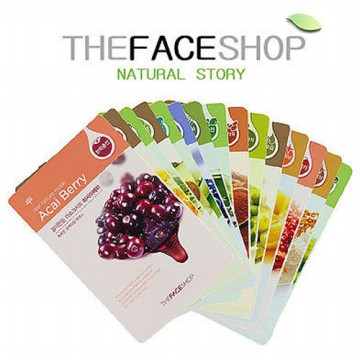 TheFaceShop Real Nature Mask / Masker Muka TheFaceShop