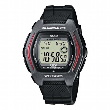 JAM TANGAN CASIO DIGITAL HDD600 SERIES
