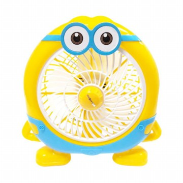 Welhome Fancy Minion Kipas Angin [10 inch]