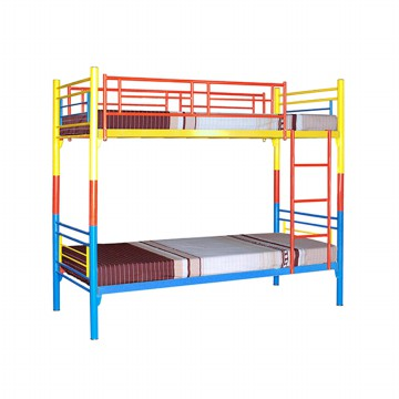 Prissilia Tempat Tidur Manchester Steel Bed Double
