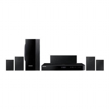 Samsung Home THeater HT J5100 K / hITAM