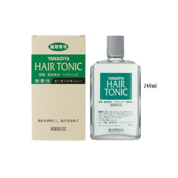 YANAGIYA HAIR TONIC LIGHT 240 ML