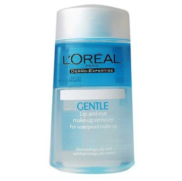 L'oreal Gentle Make Up Remover 125 ml