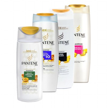 Pantene Shampoo 70ML All Variant