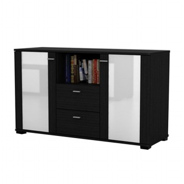 Prissilia Gaspard Buffet with Glossy Door
