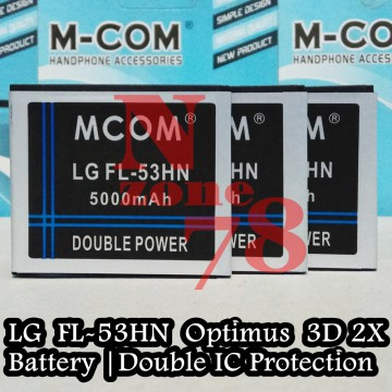 Baterai LG Optimus 3D 2X P920 P950 P990 FL53HN Double IC Protection