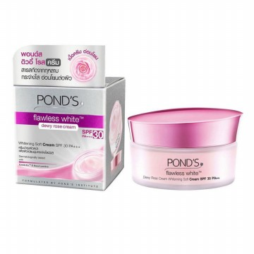 POND'S Flawless White Dewy Rose Cream SPF30 50g