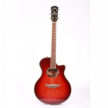 Yamaha Electric Acoustic Guitar APX-500II DRB