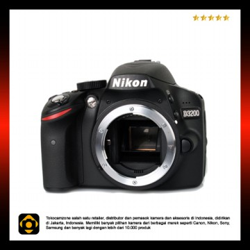 Nikon 3200 Body Only - Black