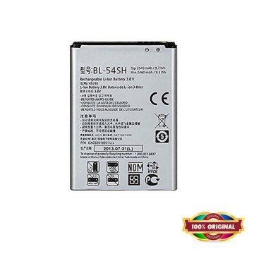 100% ORI - Battery for LG L90 / Optimus F7 / BL-54SH - 2540mAh - Garansi 1 Bulan
